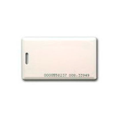 RFID clamshell cards